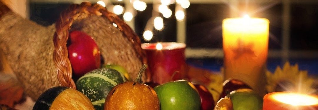 Giving Thanks in the Age of COVID-19