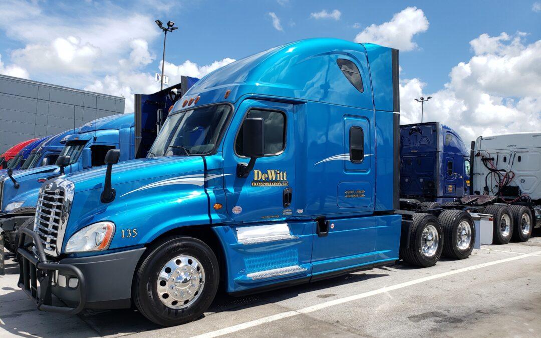 Small Business Showcase: DeWitt Transportation, LLC